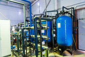 промышленная очистка воды в Рязани