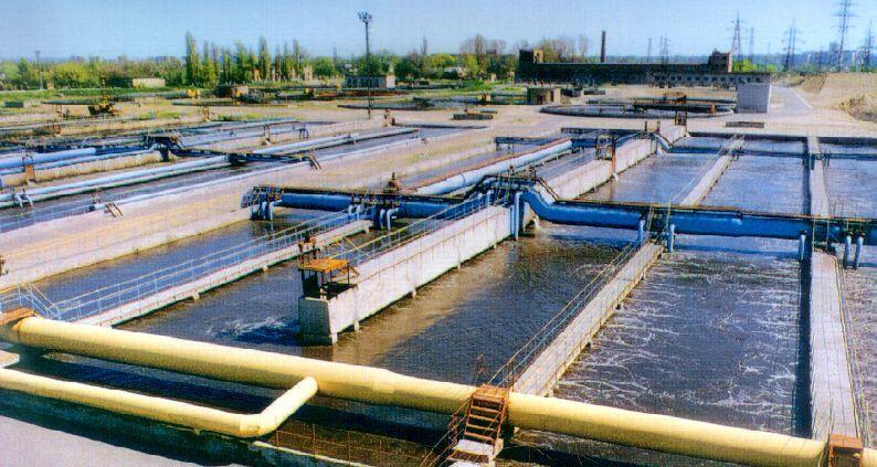 промышленное отстаивание воды